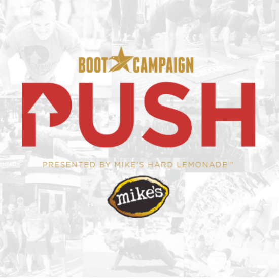 Distributor PUSH Challenge - Presented by MIKEs Photo