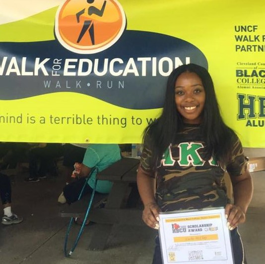 3rd Annual UNCF 5K Walk/Run for Education Photo
