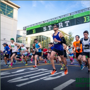 Berkeley Half Marathon - 2017 Photo