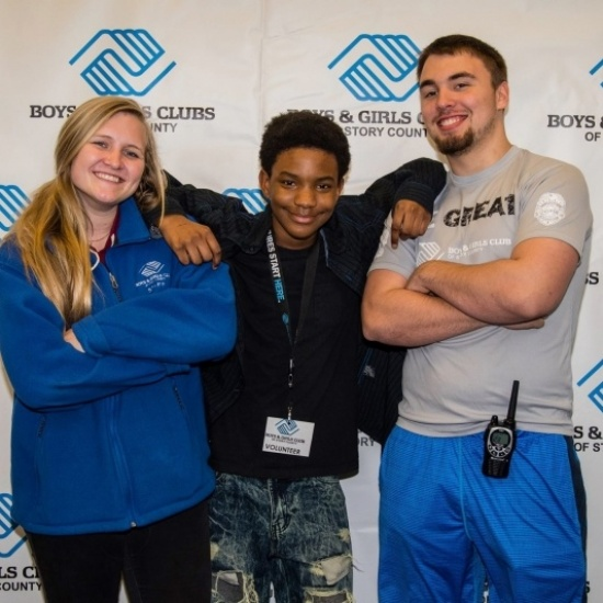 Over the Edge Boys & Girls Club of Story County Photo