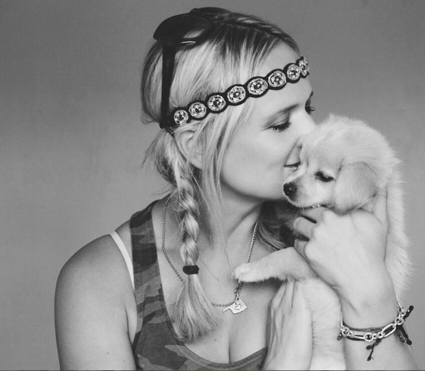 Miranda Lambert's MuttNation March 2017 Photo