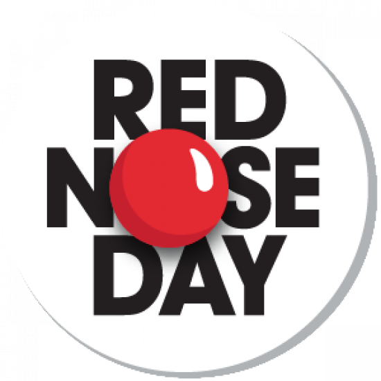 Bank of America Merchant Services for Red Nose Day Photo