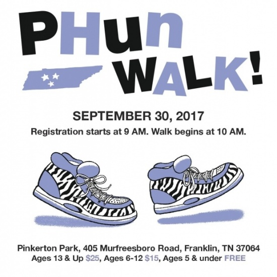2017 Pulmonary Hypertension PHun Walk Photo