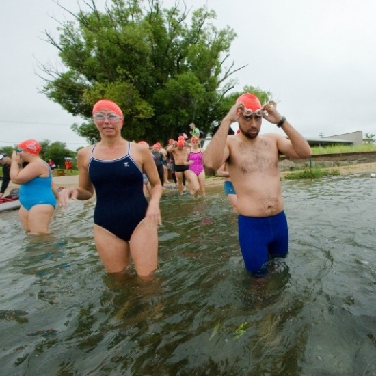 Second Annual Swim for Grand Traverse Bay Photo