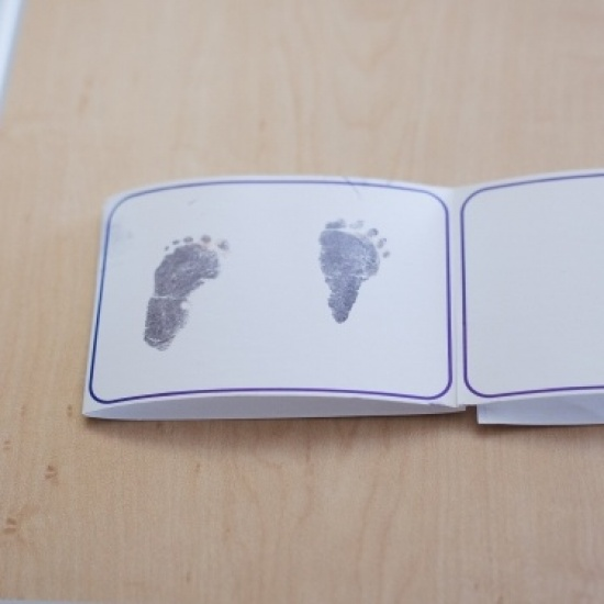 HEALs to the Pavement for Pregnancy and Infant Loss Photo