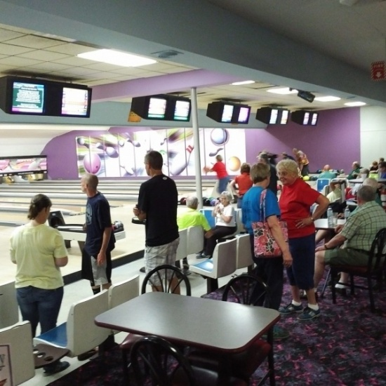 Strike Out Hunger Benefit Bowl Photo