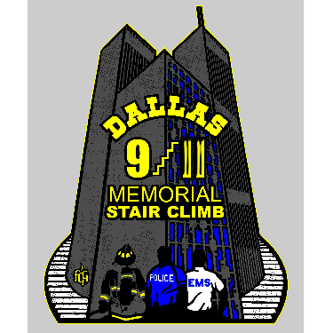 2017 Dallas 9/11 Memorial Stair Climb Photo