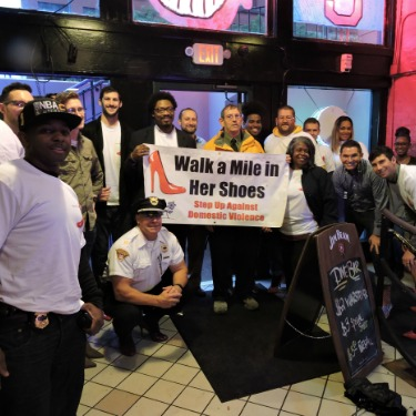 5th Annual Walk a Mile in Her Shoes® Photo
