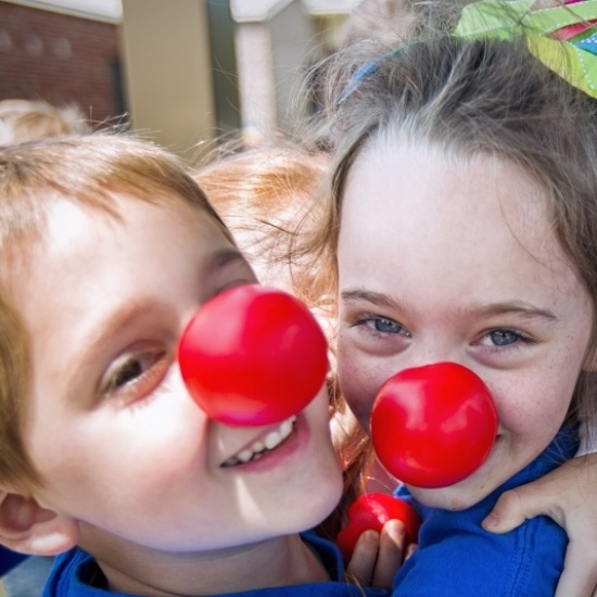 Cisco for Red Nose Day 2017 Photo