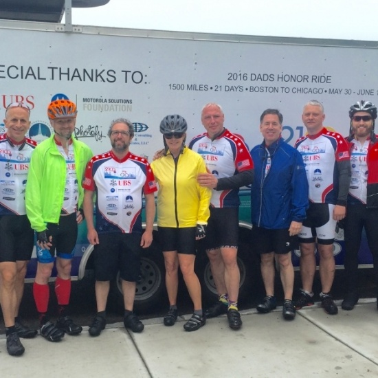 Dads Honor Ride 2017 Photo