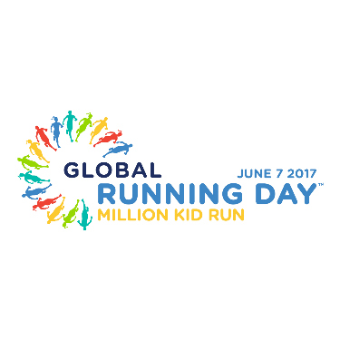 Global Running Day Million Kid Run Photo