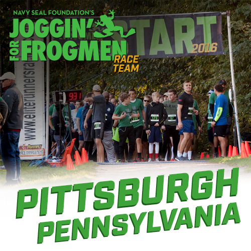 Joggin' For Frogmen Pittsburgh 2017 Photo