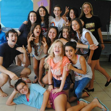 Project Harmony Israel 2017: MOVIN' ON UP (NORTH) Photo