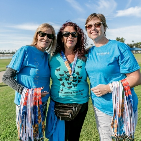2017 San Diego Heroes 6K - The Turning Point Home Photo