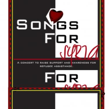 Songs for Syria Photo
