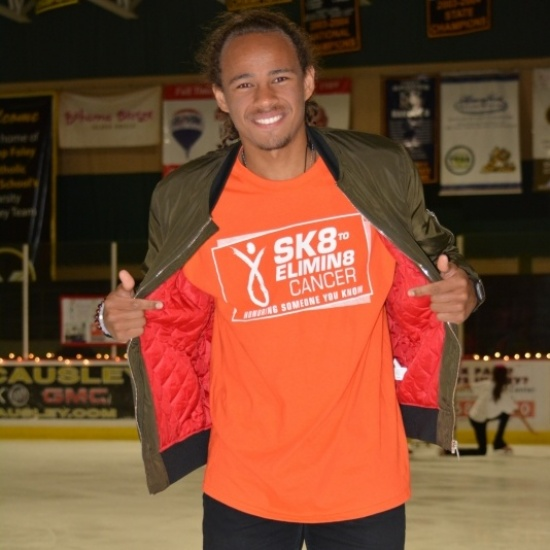 SK8 to ELIMIN8 CANCER Photo