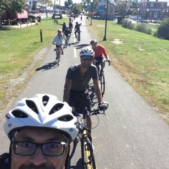 One Common Unity Peace Ride Photo