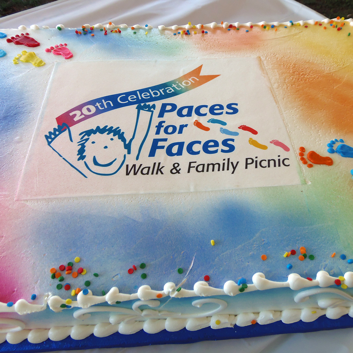 Paces For Faces 2017 Photo