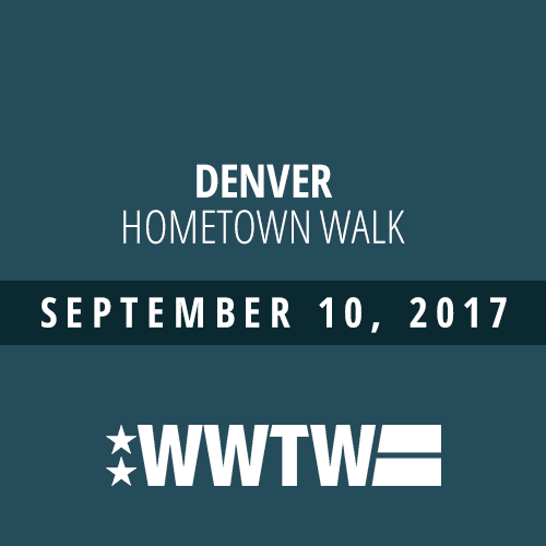 Denver - Walk with the Warriors Photo
