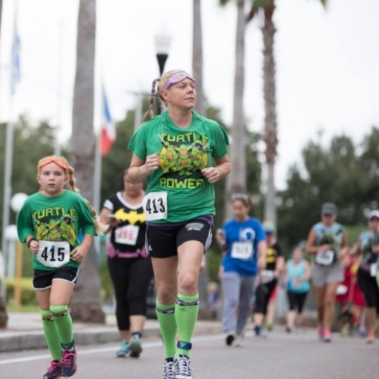 3rd Annual SuperHero 5K for Abused Children Photo