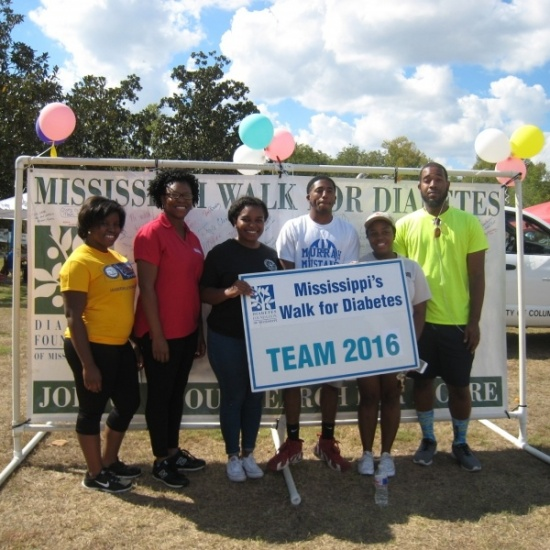 Columbus/Golden Triangle Mississippi's Walk for Diabetes 2017 Photo