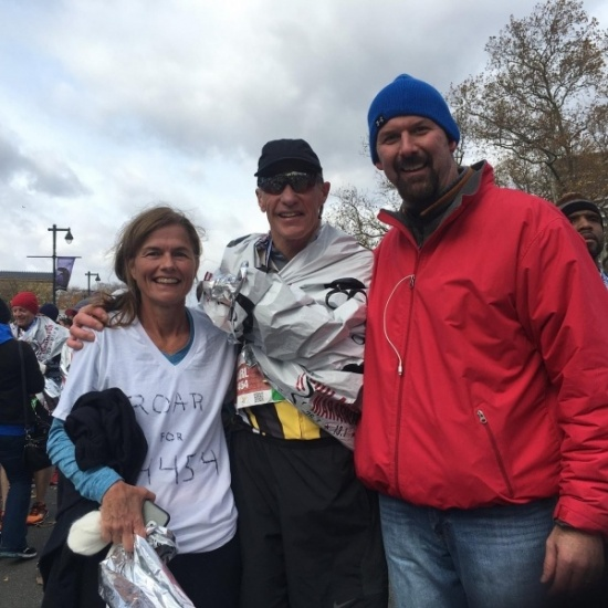 Emily Whitehead Foundation - Philadelphia Marathon 2017 Photo