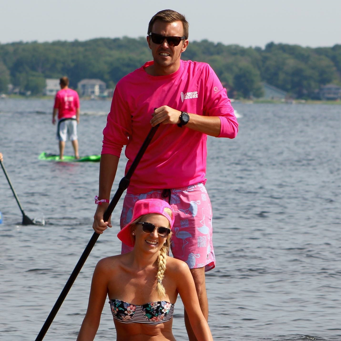 Muskegon Stand Up For The Cure Photo