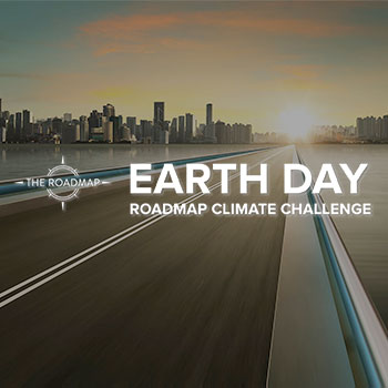 Earth Day Roadmap Climate Challenge Photo
