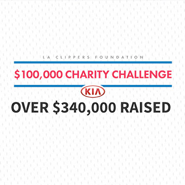 LA Clippers Foundation $100,000 Charity Challenge presented by Kia Photo