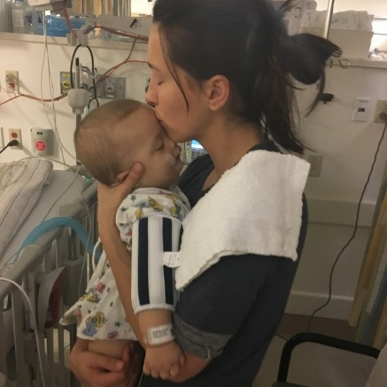 Cleft Strong for Peter 2017 Virtual 5k Photo