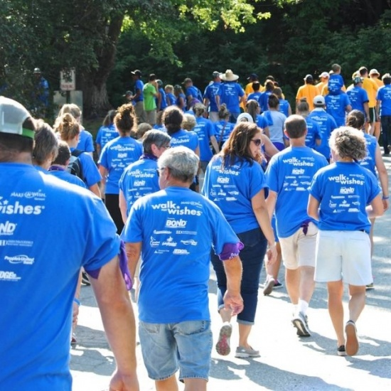 Walk For Wishes 2017 Photo