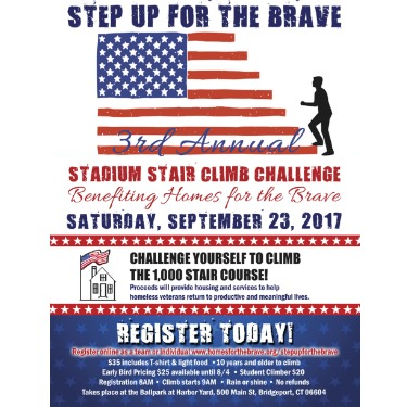 Step Up For The Brave 2017 Photo
