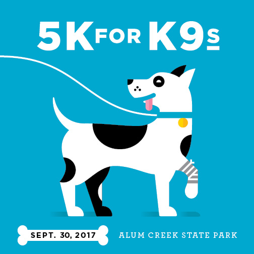 5K for K9s Photo