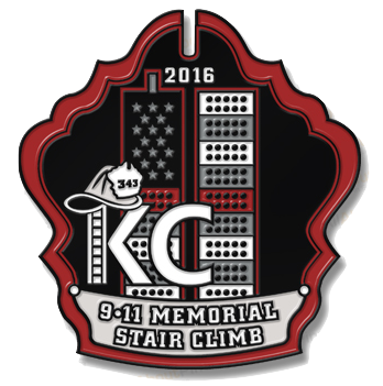 Kansas City 9/11 Memorial Stair Climb 2017 Photo