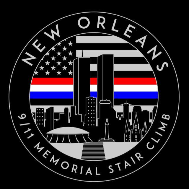 New Orleans 9/11 Memorial Stair Climb 2017 Photo