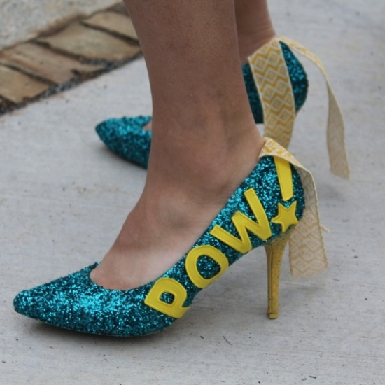 Shake, Swagger & Stroll featuring the Power Walk and the Stiletto Swagger Photo