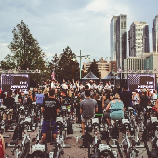 Cycle For Heroes - NYC 2017 Photo