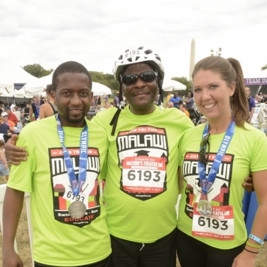 2017 Tri For Malawi Team Challenge! Photo