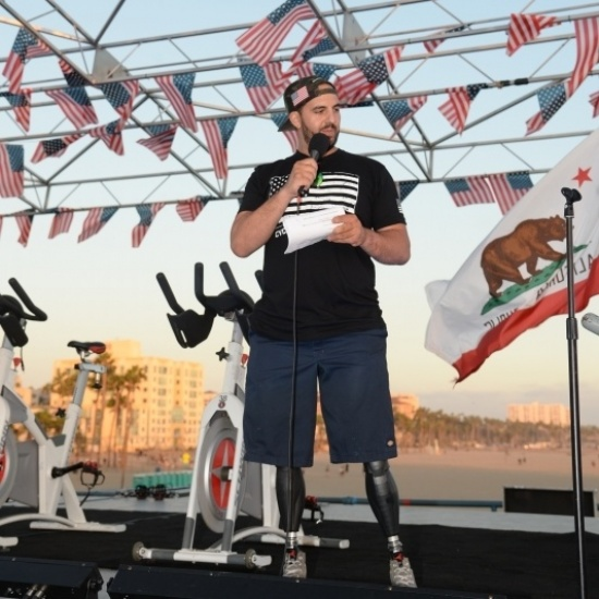 Cycle for Heroes - LA 2017 Photo