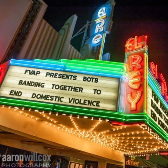 Banding Together to End Domestic Violence, Los Angeles 2017 Photo