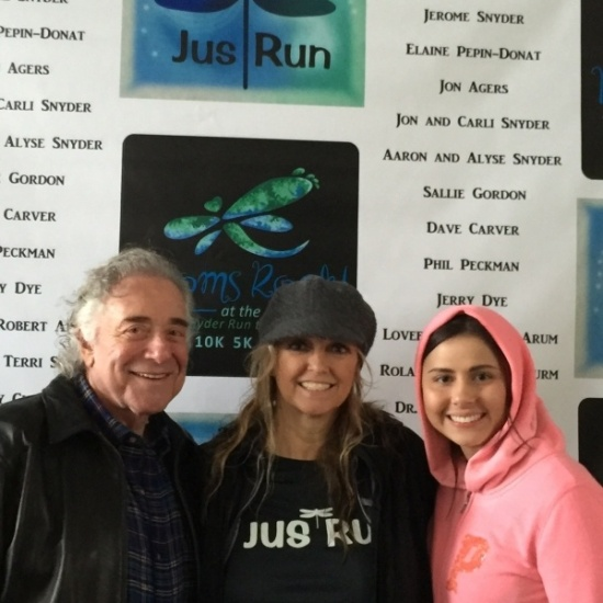 Diane Snyder Run to Remember Photo