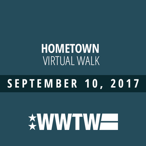 Virtual Home Town - Walk with the Warriors Photo