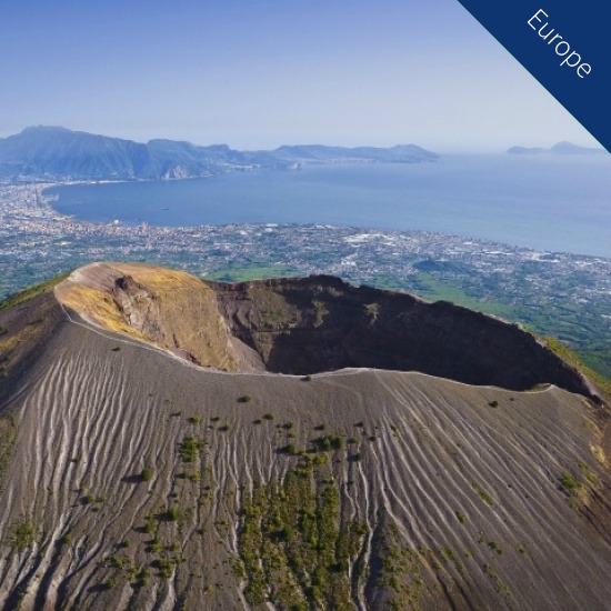 BBYO Passport - Mount Vesuvius Photo