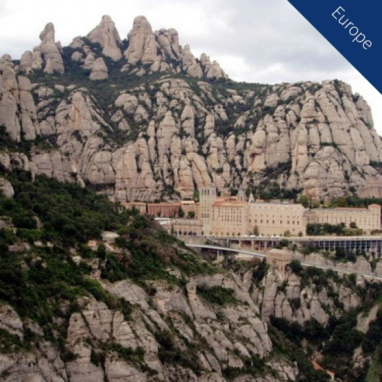 BBYO Passport - Monserrat, France Photo