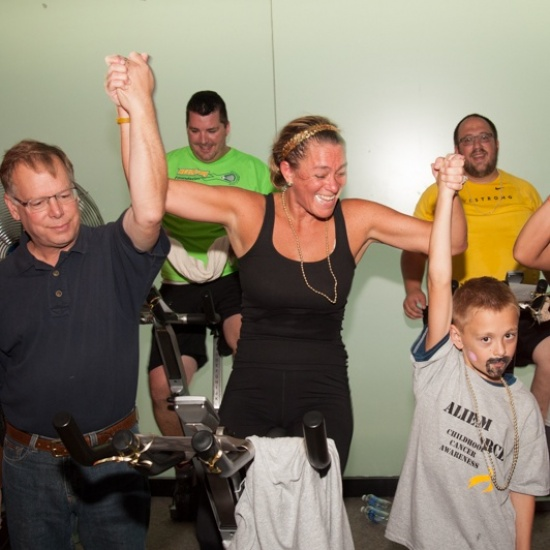 3rd Annual 46 Mile Ride for Childhood Cancer Awareness Photo