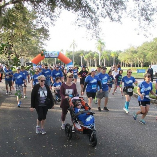 Tidewell Turkey Trot Photo