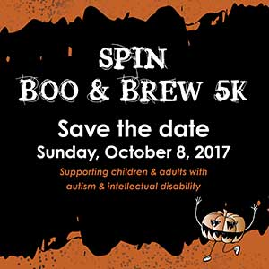 SPIN Boo & Brew 5k Photo
