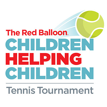 The Red Balloon Children Helping Children Tennis Tournament Photo