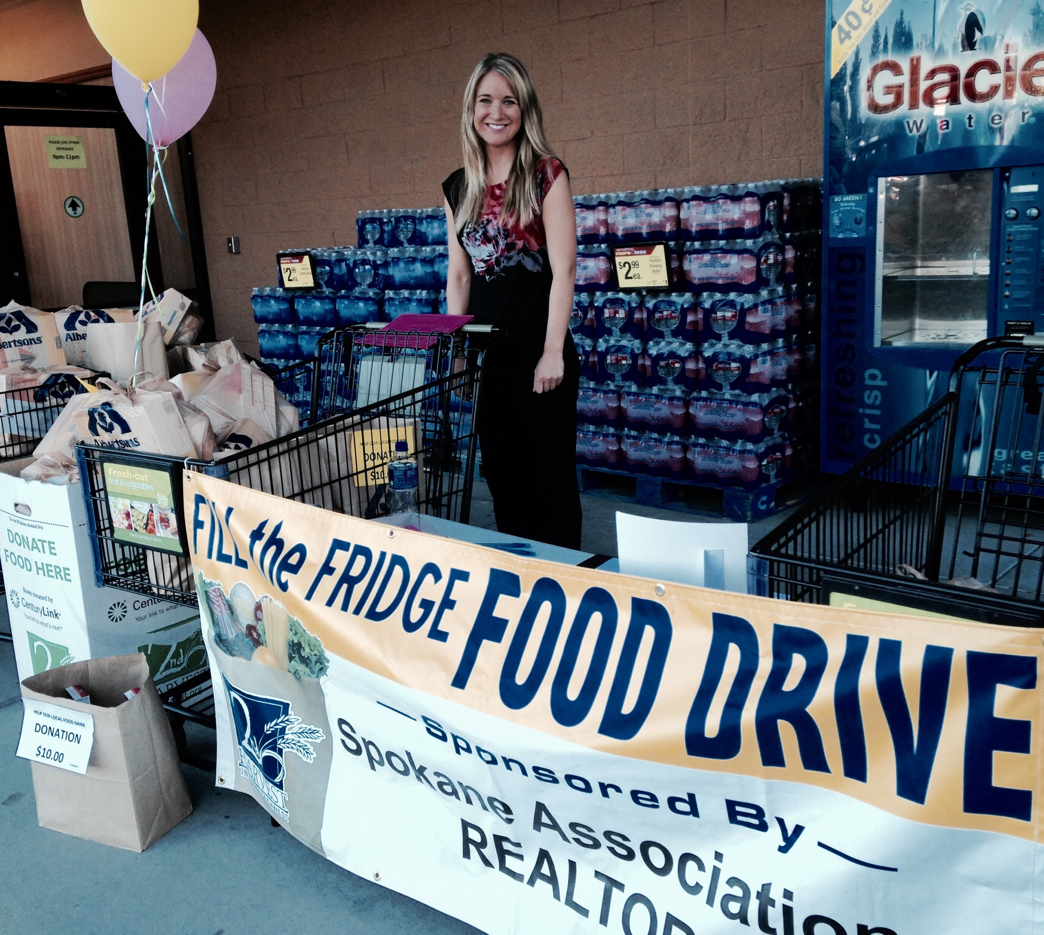 Pack The Pantry Food Drive Photo