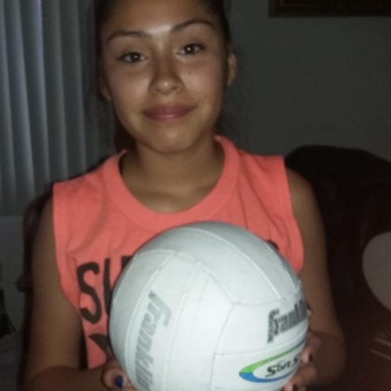 Sonia, 13: Summer Volleyball amp Photo